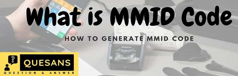 what is mmid code